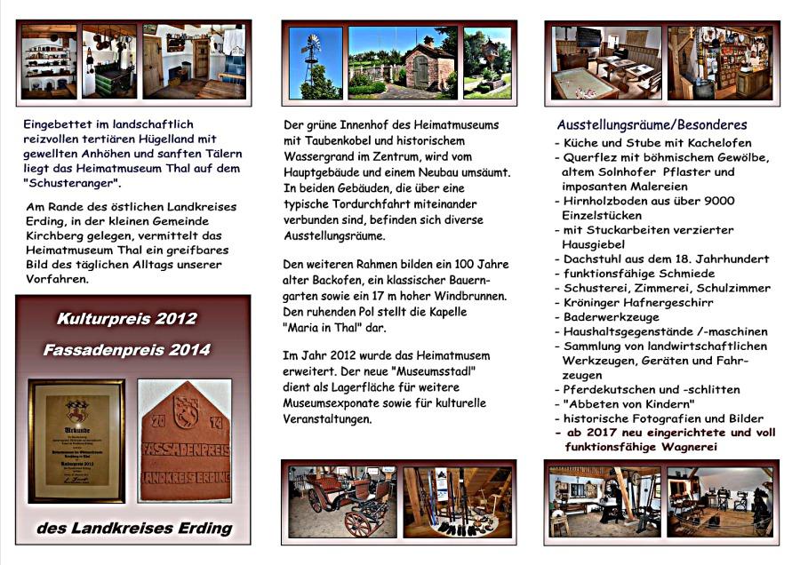 Oldtimerfreunde Kirchberg - kurz Info/Flyer